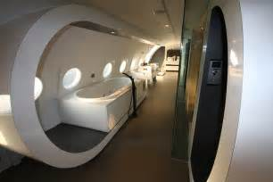 Nicest Private Jet Interior Hotelsuites Nl Airplane Suite With Luxuries Facilities