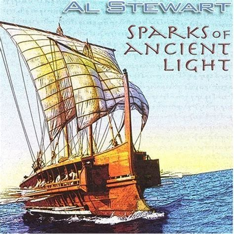 Ancient Light new releases al stewart sparks of ancient light 2008