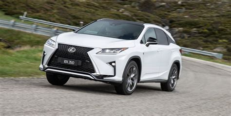 2016 Lexus Rx Review Caradvice