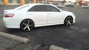 Toyota Camry Wheels 2007 Toyota Camry Sitting On 20 Quot Rev 208 Wheels Rimtyme