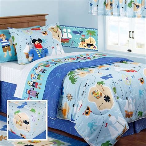 pirate bedding twin pirate ships twin comforter and pirates on pinterest