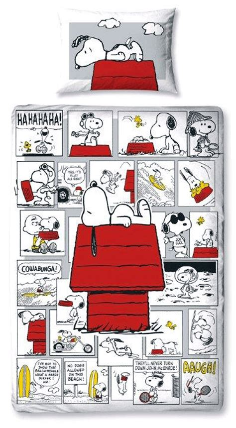 peanuts bedding peanuts snoopy single panel duvet quilt cover reversible charlie brown bedding ebay