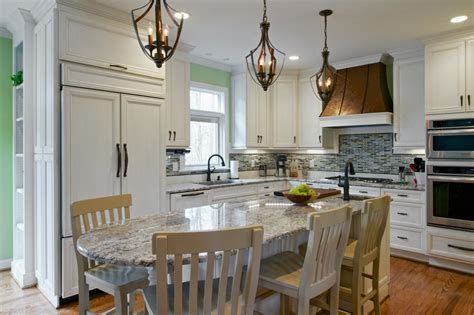 eat at island in kitchen photos hgtv
