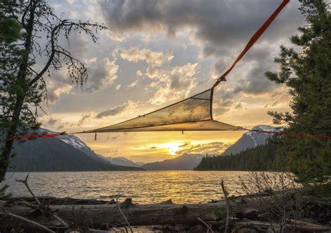 3 Point Hammock tentsile mesh three point hammock for weather