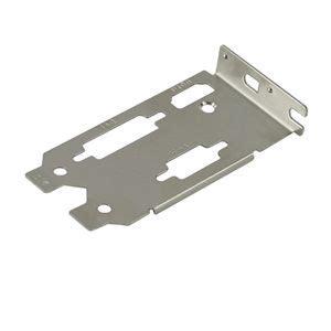 Bracket Vga Low Profile We139 evga m020 00 000142 dual low profile bracket dual slot dvi hdmi vga ports at tigerdirect