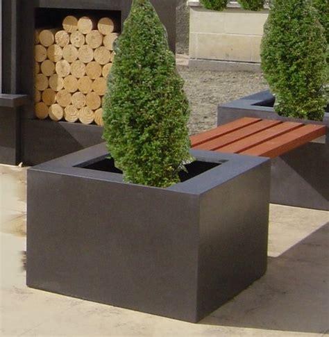 pots planter boxes tectonic