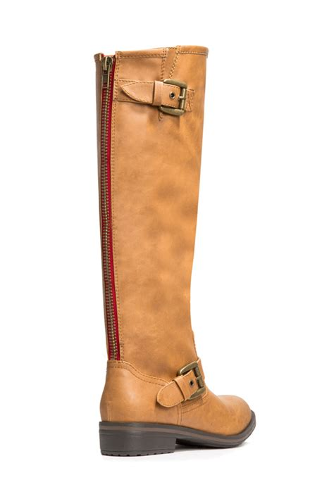 Nabila Sho nabila in cognac get great deals at justfab