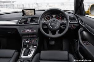 Q3 Interior Updated 2017 Audi Q3 Launched In India New Features Amp New