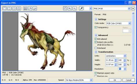 format gambar tanpa background export gambar tanpa background format png di coreldraw