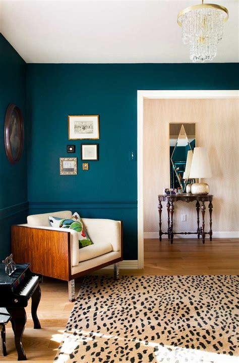 peinture chambre gris et bleu peinture bleu canard 2017 et chambre deco salon bleu