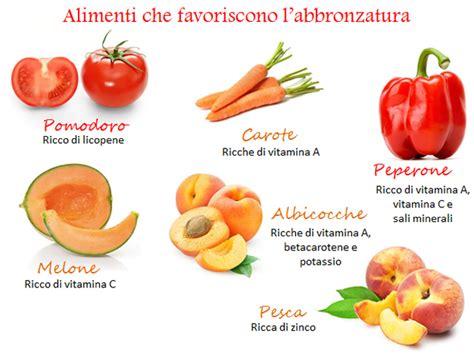 alimenti ricchi di licopene i cibi favoriscono l abbronzatura 1 176 parte