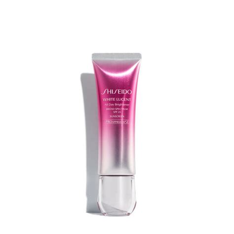 Shiseido White Lucent All Day Brightener white lucent all day brightener broad spectrum spf 23