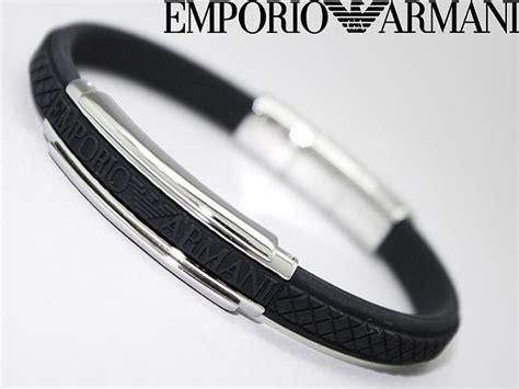woodnet   Rakuten Global Market: EMPORIO ARMANI bracelet ?????? rubber Emporio Armani EGS1426040