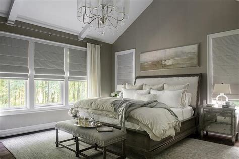 taupe bedroom ideas taupe bedroom with sleigh bed transitional bedroom