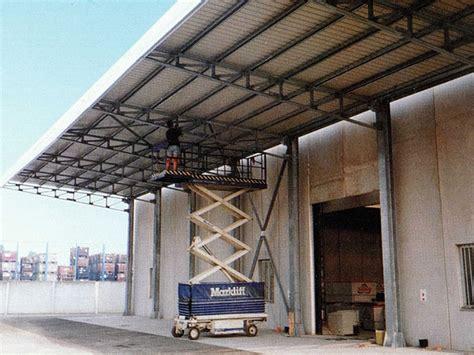 tettoie industriali cls carpenteria tettoie industriali bergamo