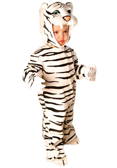 tiger costume white tiger costume