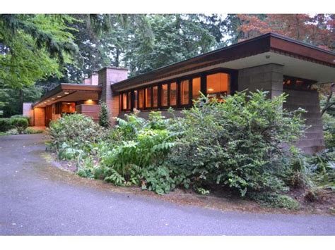 frank lloyd wright houses for sale frank lloyd wright usonian home for sale in sammamish