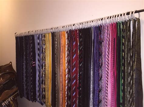Tie Hangers For Closets by 25 Best Ideas About Tie Rack On Tie Hanger