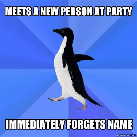 Meme Socially Awkward Penguin - image 322706 socially awkward penguin know your meme