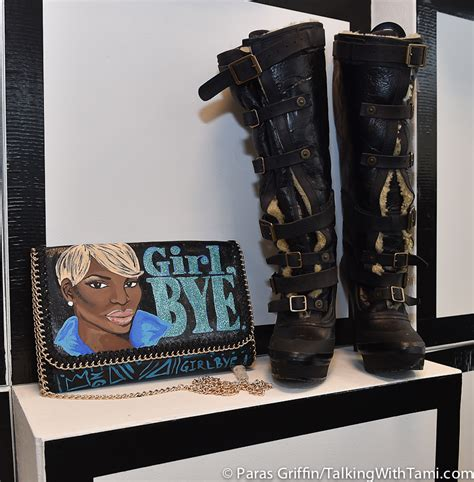 Pop Up Closet by Nene Leakes Pop Up Closet Talking With Tami