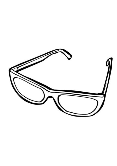 eyeglasses coloring pages eye glasses coloring sheets eyeglasses pages for kids