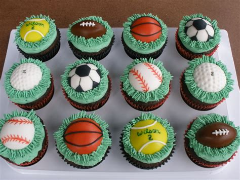 Football Cake Decorations Sports Cupcakes Cakecentral Com