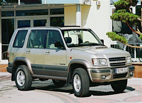 how can i learn about cars 2002 isuzu axiom electronic throttle control isuzu trooper 5 doors specs 1998 1999 2000 2001 2002 autoevolution
