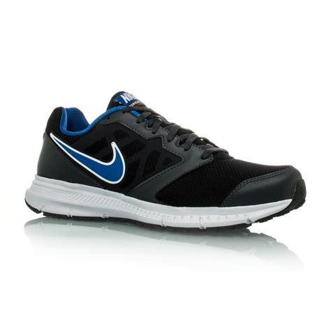mens running shoes nike nike downshifter 6 mens running shoes black blue white