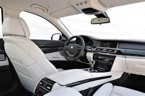 Bmw 7 Series Interior 2014 Bmw 7 Series Interior Dash View Photo 6