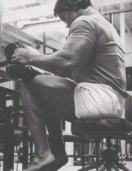 Get Out Of Arnolds Seat by Calves How Arnold Brought His Lagging Calves Up
