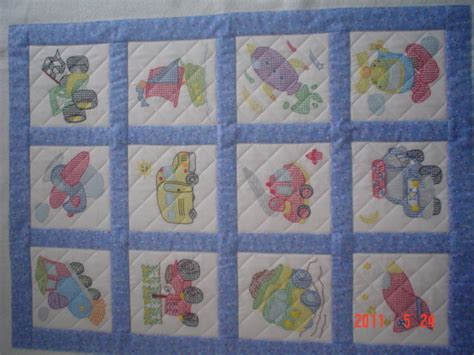Embroidery Quilts by Myquilter Embroidered Quilt