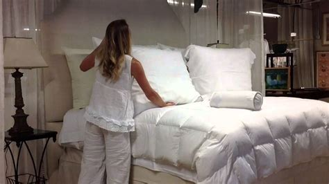 How To Dress A Bed With Pillows | how to dress your bed with the european sleep system