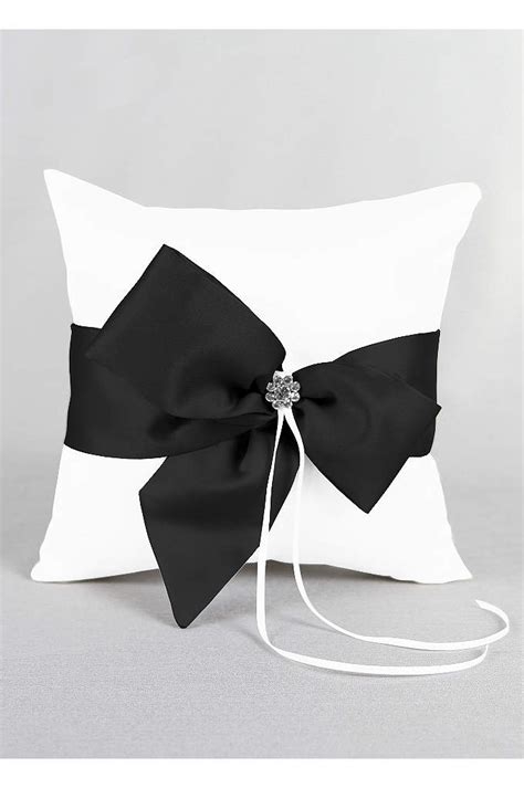 db exc personalized monogram ring bearer pillow david s