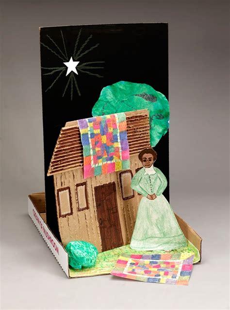 harriet tubman cereal box biography harriet tubman triarama crayola com