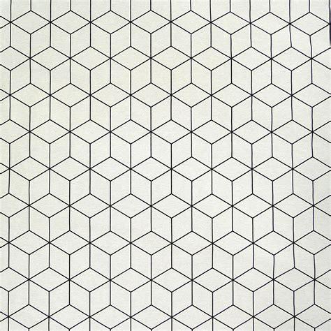 Deckblatt Bewerbung Muster Schwarz Weib Dekostoff Geometrisches Muster Cremewei 223 Schwarz 138cm Alle Stoffe Wohnstoffe Dekostoffe