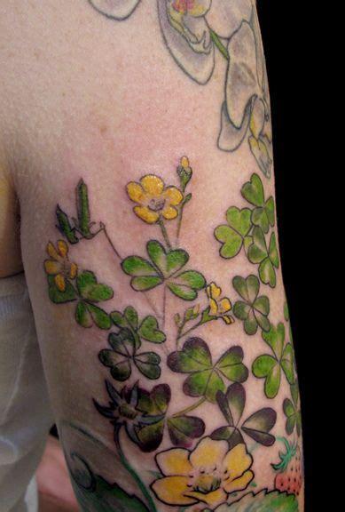 buttercup flower tattoo designs 70 amazing plant tattoos