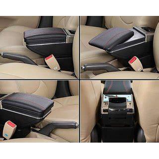 Console Box Arm Rest Suzuki Ertiga buy ford ecosport premium arm rest with usb charging
