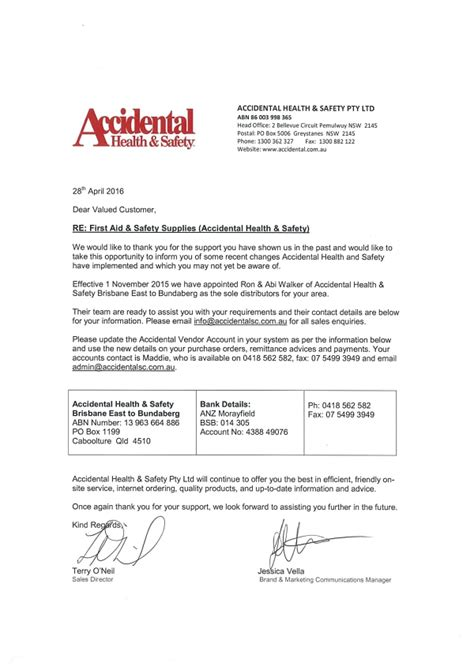appointment letter sle usa appointment letter as distributor 28 images