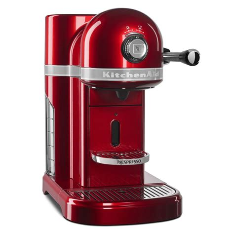 espresso machine kitchenaid review of nespresso by kitchenaid espresso maker simple