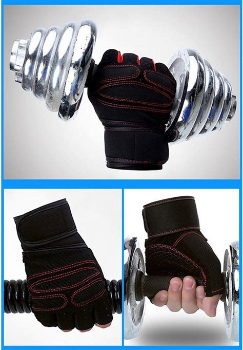 Sarung Tangan Half Finger sarung tangan motor half finger size l black