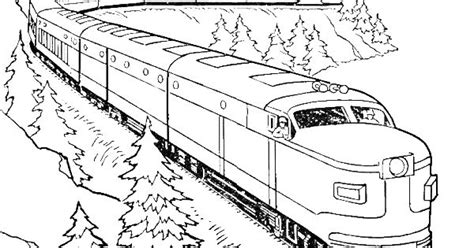 long train coloring page a very long train coloring pages transportation coloring