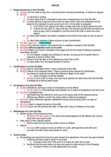 Offer Letter United Kingdom Drafting Poc Defence Or Witness Statement Oxbridge Notes The United Kingdom