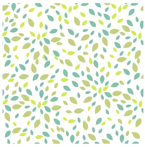 leaf pattern eps summer leaves texture seamless pattern free vector 4vector