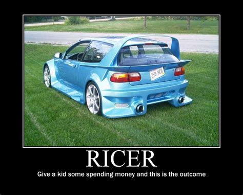 ricer honda hatch do you like horse riding