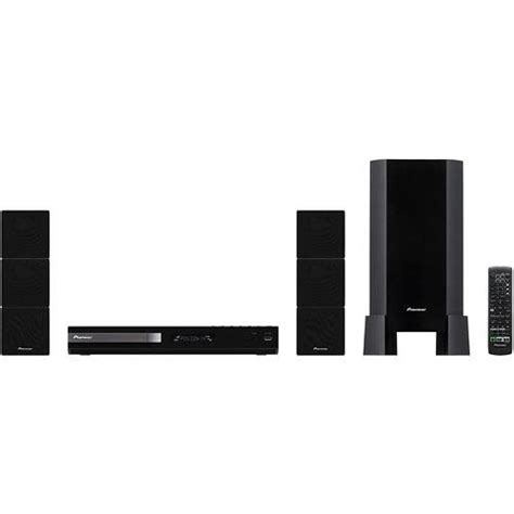 pioneer htz 575dv 5 1 channel home theater system htz