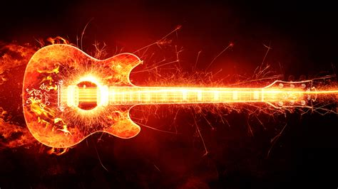 Best Home Design For Ipad by Blazing Guitar Wallpapers Hd Wallpapers