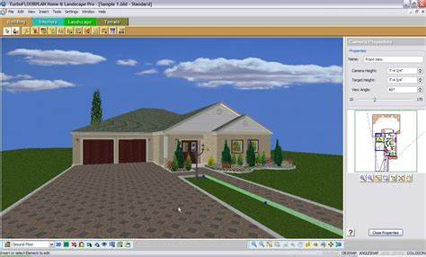 3d home design and landscape software turbofloorplan home landscape pro software informer