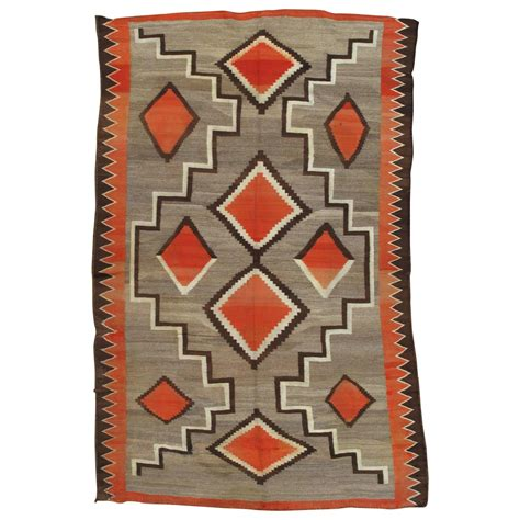 Antique Navajo Rug by Antique Navajo Rug For Sale At 1stdibs