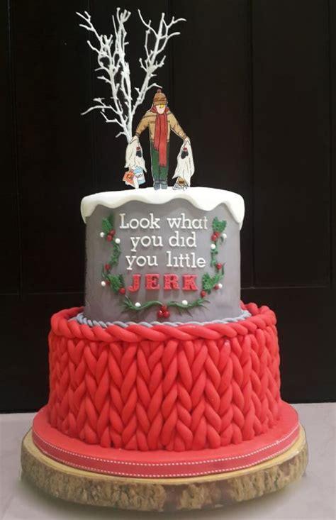 kevin home  cake home  christmas christmas  spending christmas