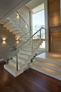Glass Stairs Banisters 47 Stair Railing Ideas Decoholic
